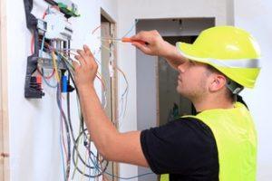 elektricien storing oplossen